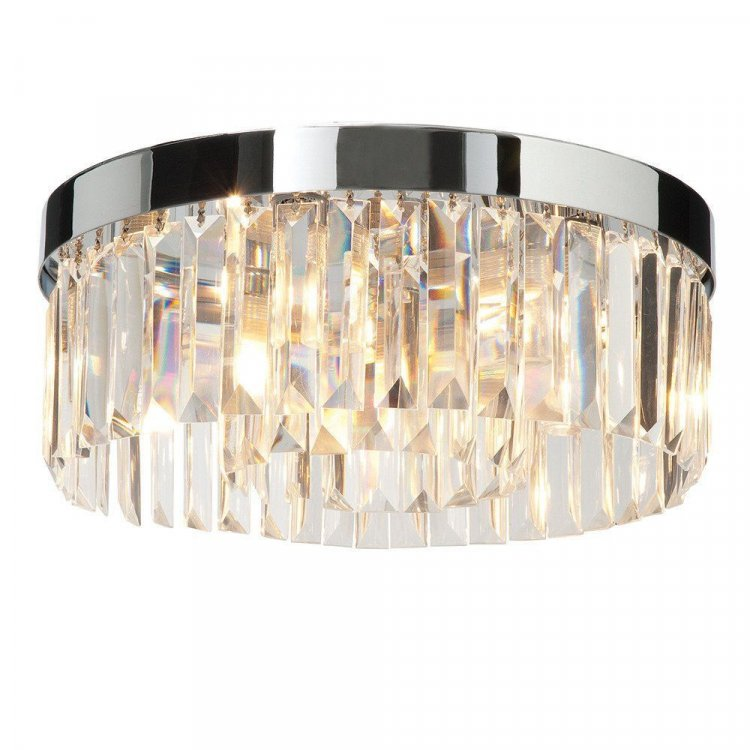 Endon Crystal - plafon IP44